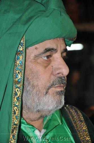 تعزيه ايران به سوگ نشست